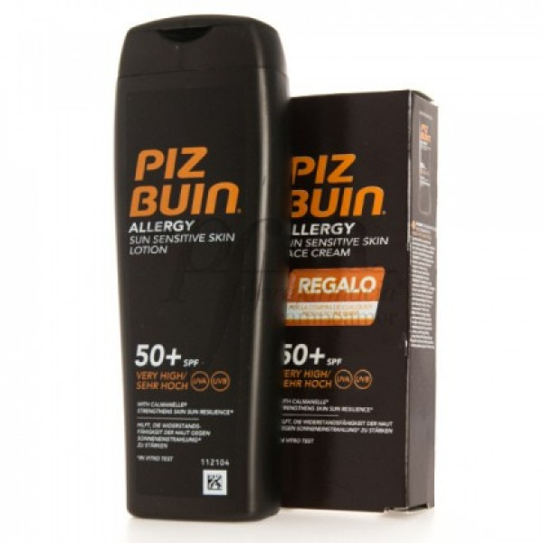 PIZ BUIN ALLERGY LOTION SPF50 FACIAL SPF50 PROMO