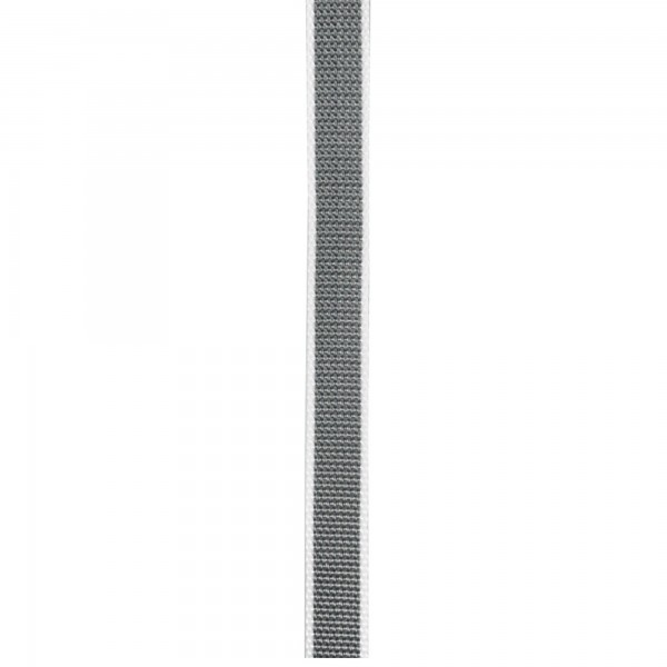 Cinta persiana 18 mm. 50 m. gris/beige