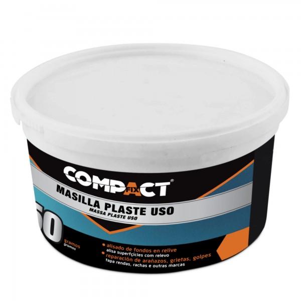 Masilla  plaste uso compact 750 g.