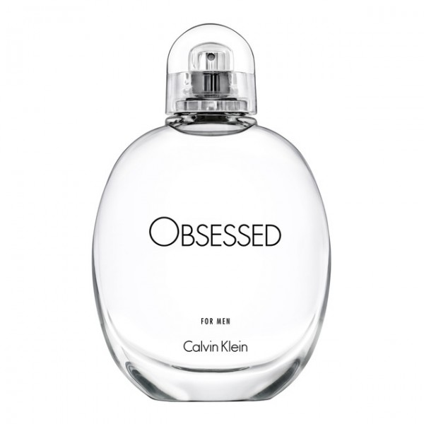 Calvin klein obsessed for men 125ml vaporizador