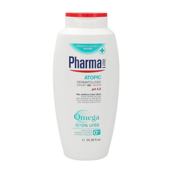 Pharmaline atopic dermatologic shower gel 250ml