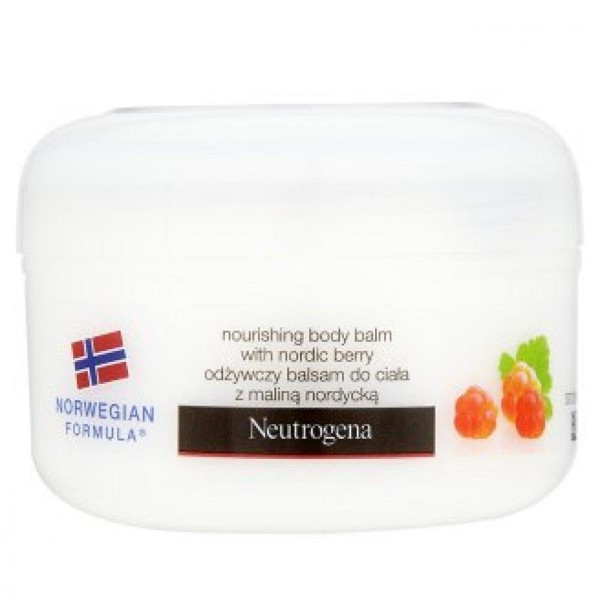 Neutrogena strawberry nourishing body balm 200ml