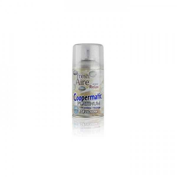 Coopermatic ambientador Platinum Relax 250 ml