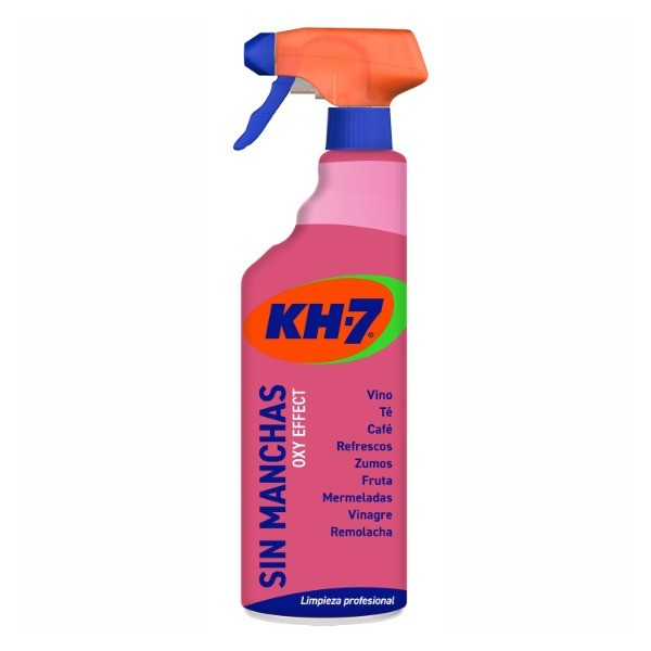 Kh-7 quitamanchas oxy effect 750 ml spray