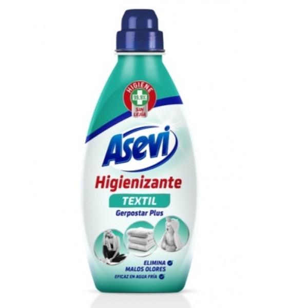 Asevi higienizante textil sin lejía 670 ml