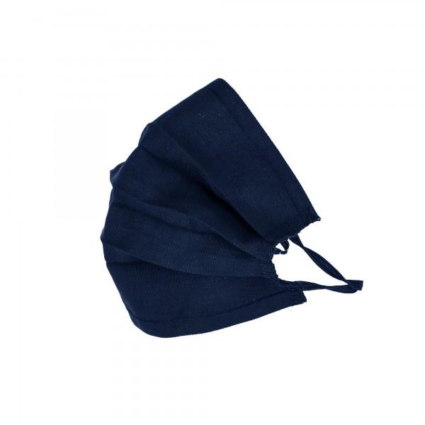 Mascarilla h.reutilizable azul 100 lav