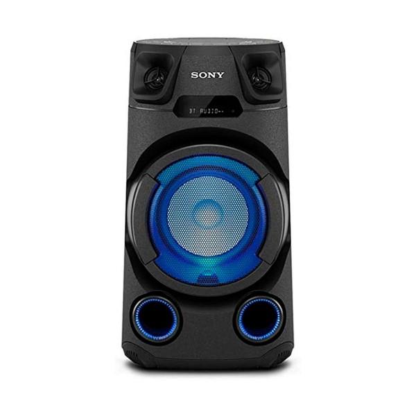 Sony mhc-v13 altavoz inalámbrico para fiesta con sonido de graves de largo alcance