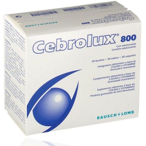 CEBROLUX 800 30 SOBRES