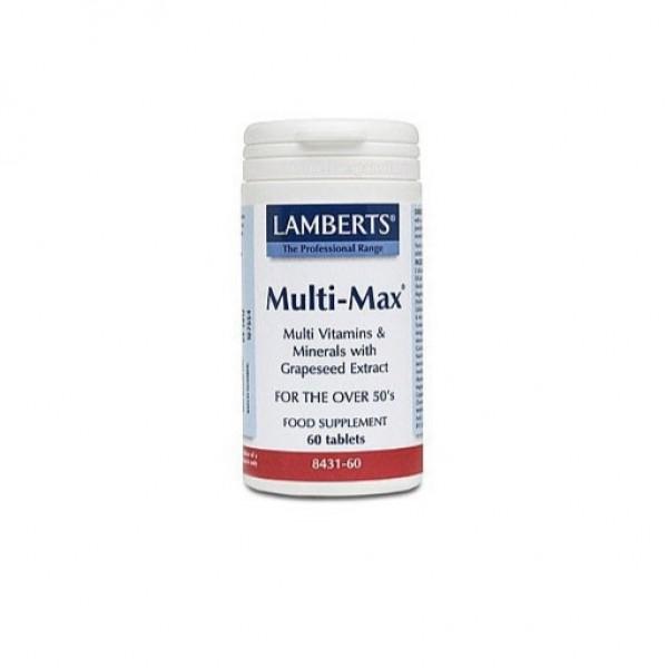 MULTI-MAX PARA MAYORES DE 50 60 COMPS