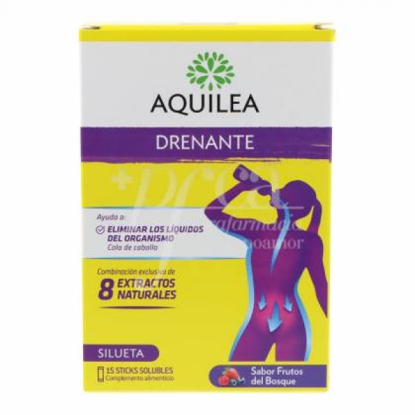 AQUILEA DRENANTE 15 STICKS