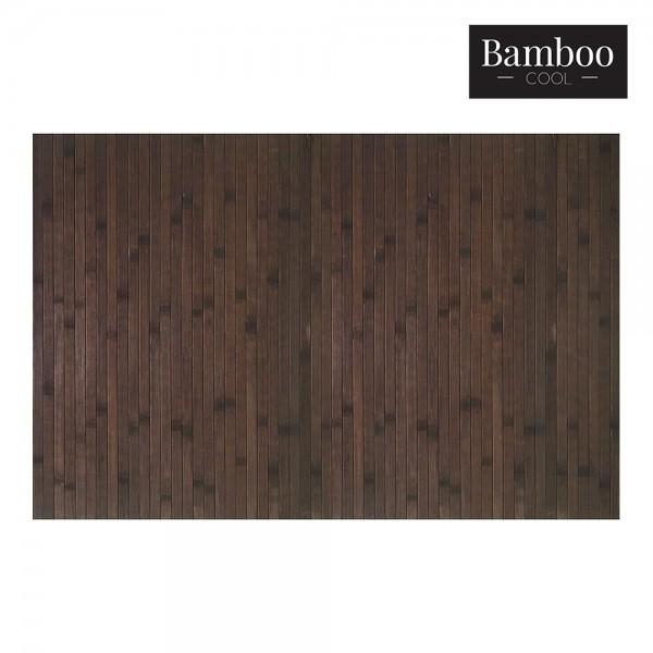 Alfombra bambú wengé