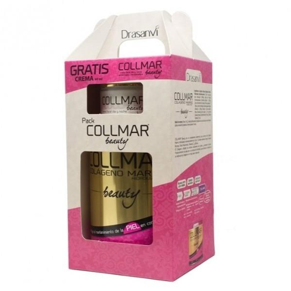 COLLMAR BEAUTY FRUTOS DEL BOSQUE 275 G + CREMA FACIAL 60 ML PROMO